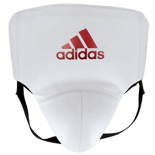 Adidas Adistar Pro Groin Guard - White/Red